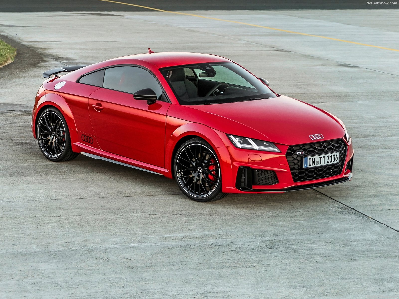 Audi TTS Coupe photo 191975