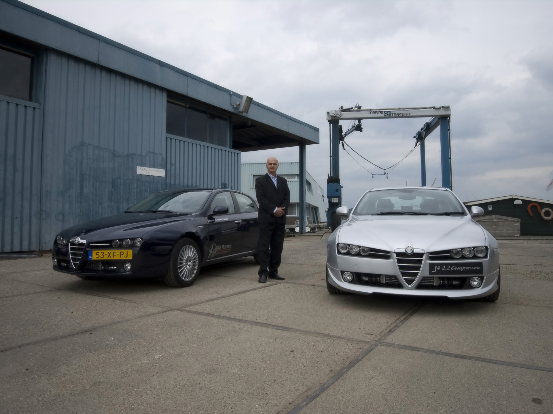 Autodelta Alfa Romeo 159 J4 2.2 C photo 56855