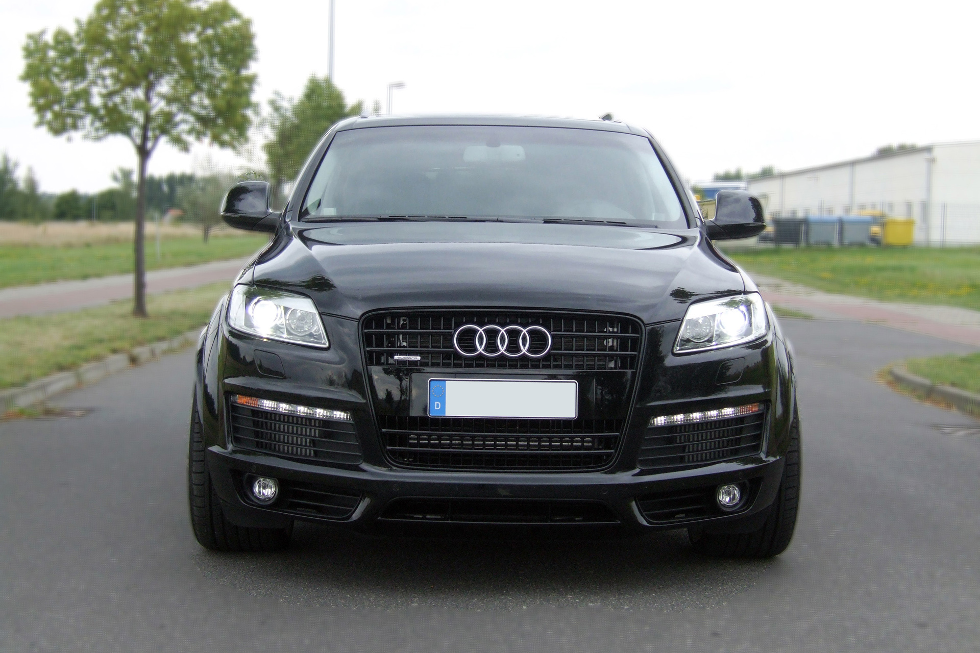 AVUS Performance Audi Q7 photo 69883