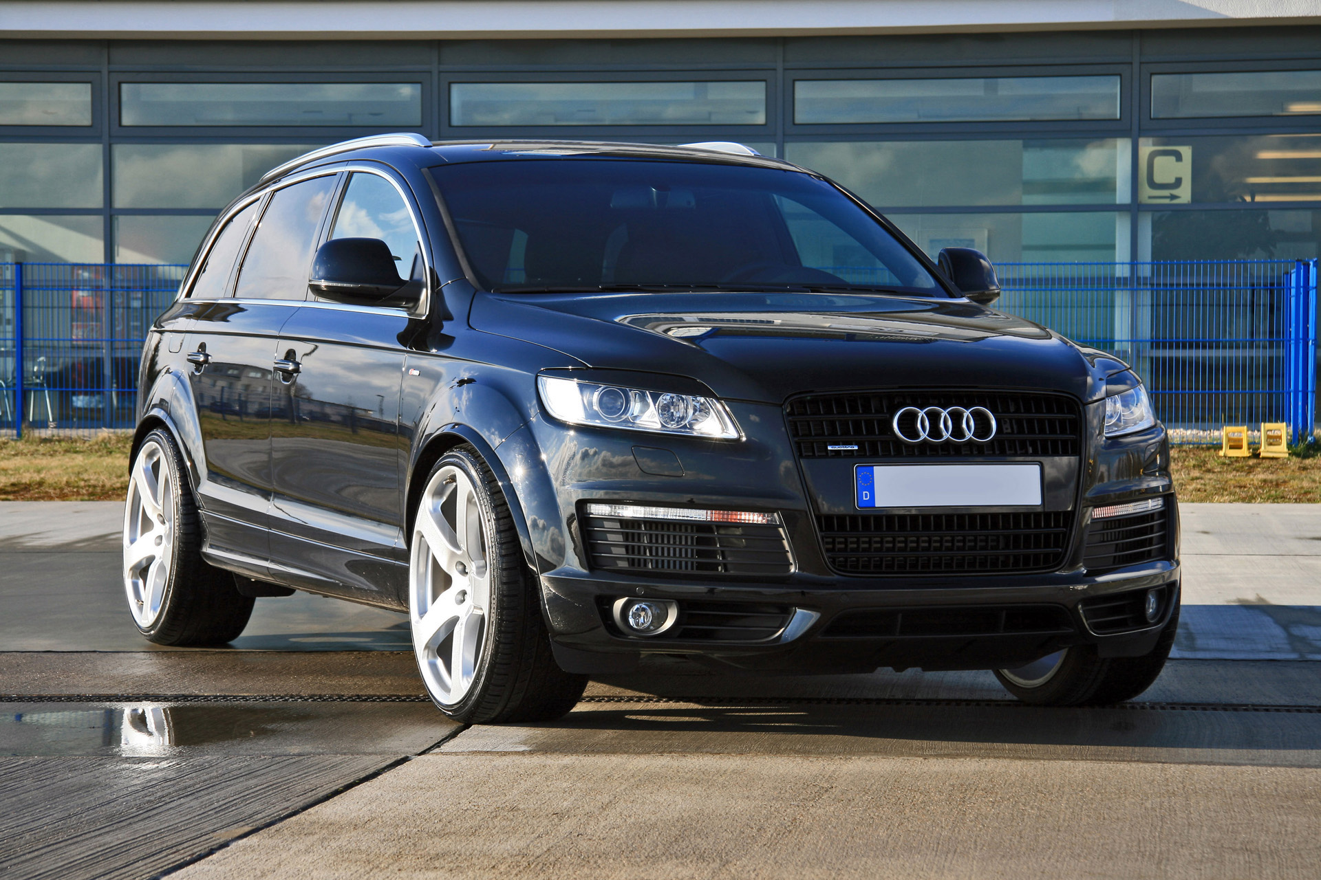 AVUS Performance Audi Q7 photo 69887