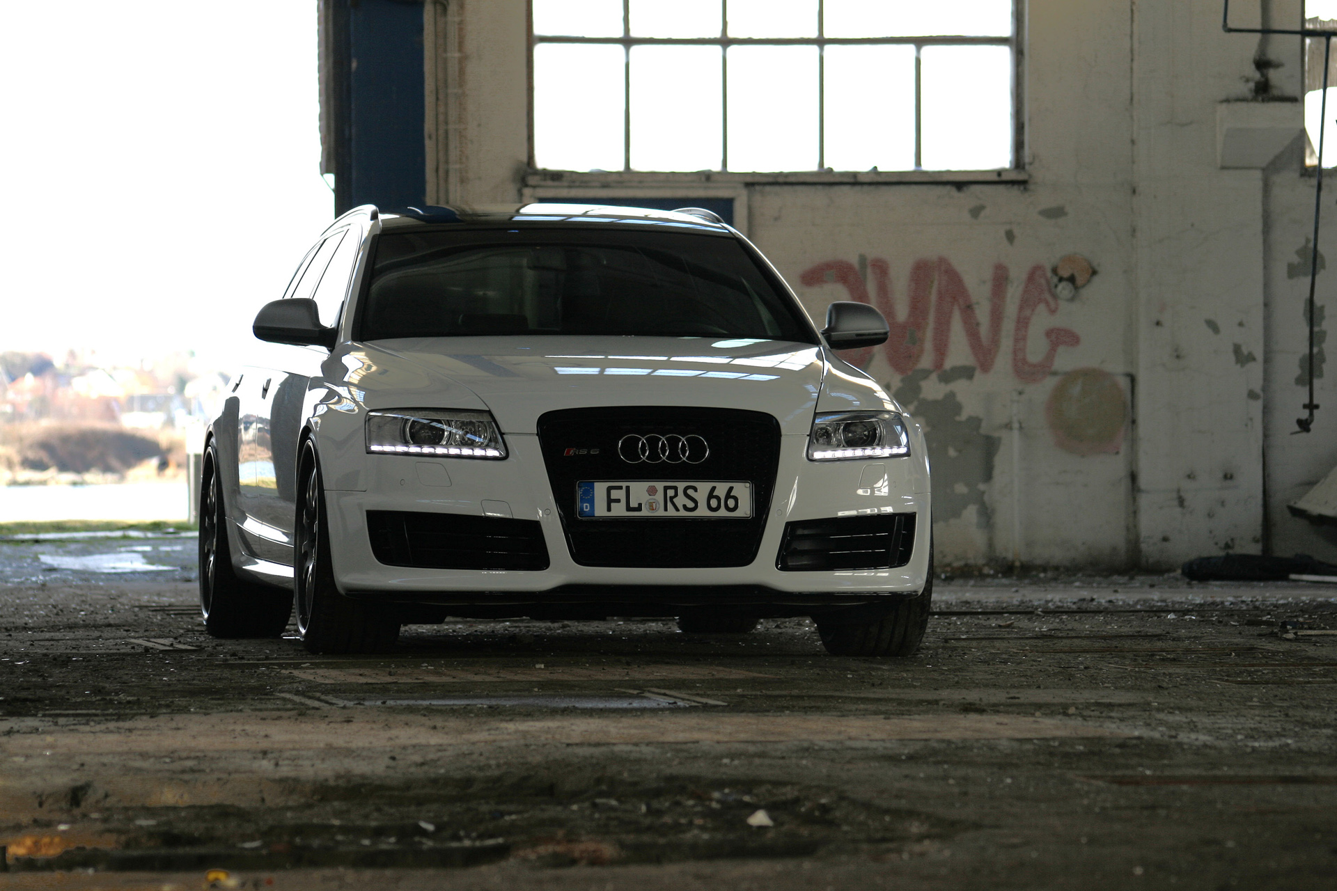 AVUS Performance Audi RS6 Avant photo 64134