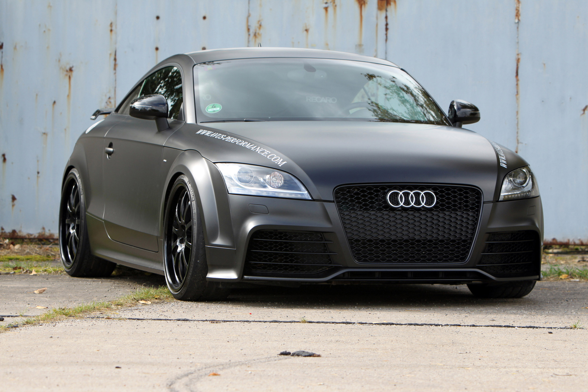 AVUS Performance Audi TT-RS photo 67866