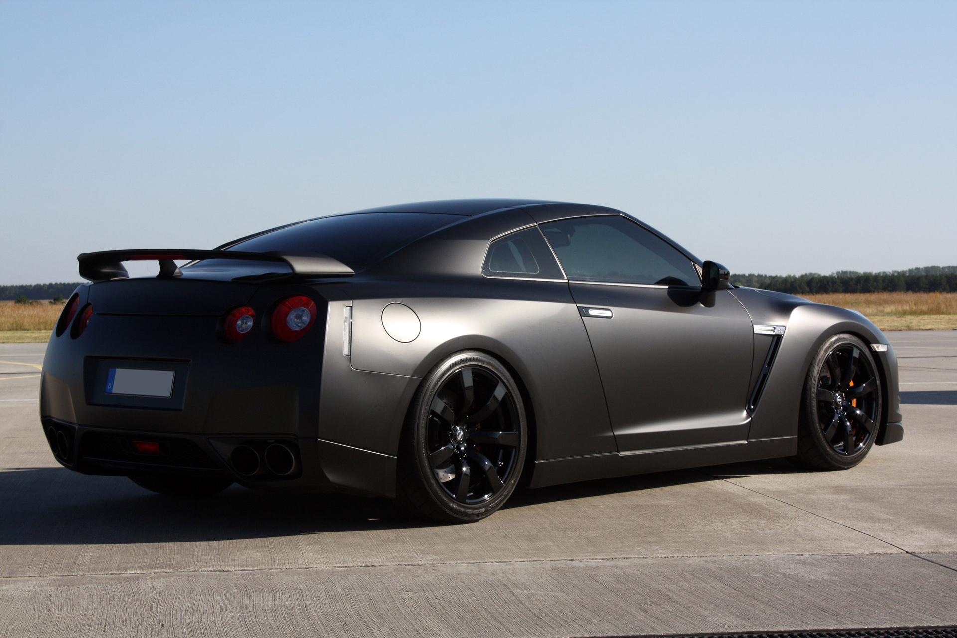 AVUS Performance Nissan GT-R photo 67857