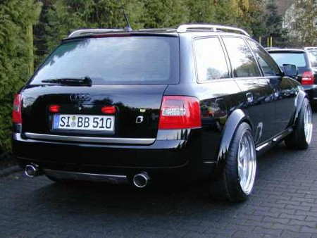 B&B Audi A6 Allroad photo 29494