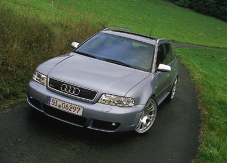 B&B Audi RS4 photo 29481