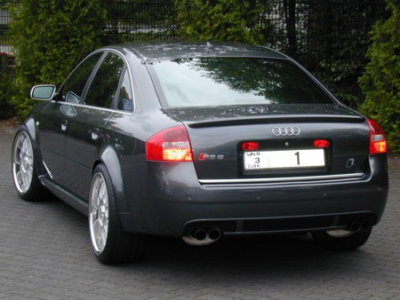 B&B Audi RS6 photo 29499