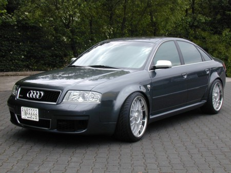 B&B Audi RS6 photo 29502