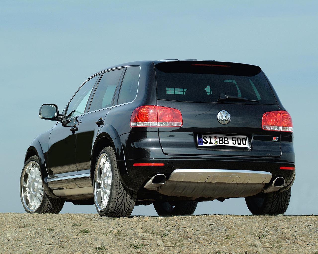 B&B VW Touareg photo 28817