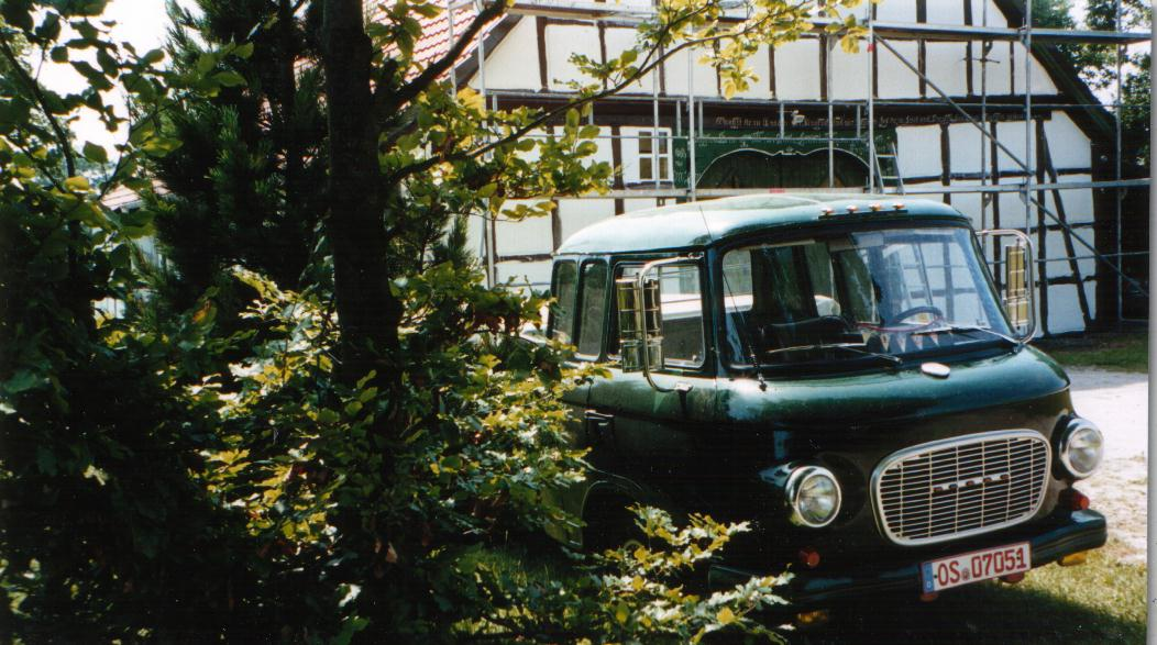 Barkas B1000 photo 20041