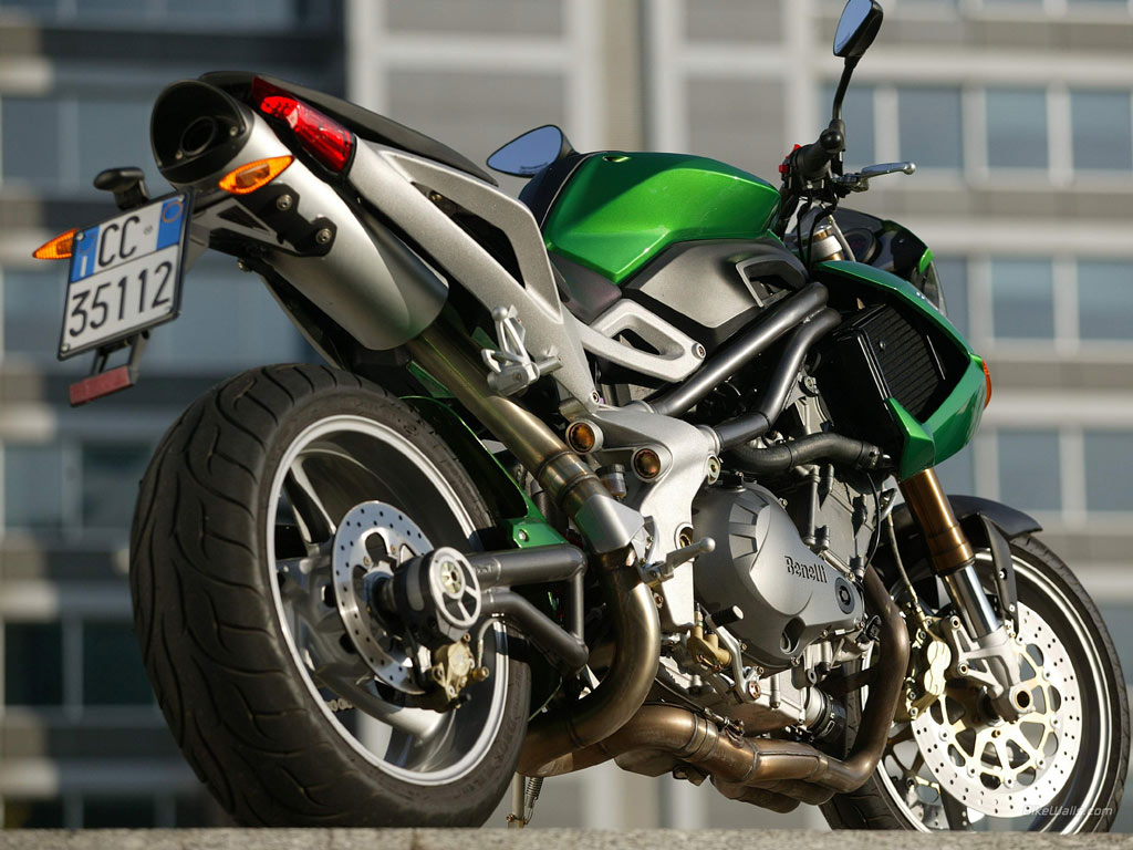Benelli Tornado Naked Tre 1130 photo 42508