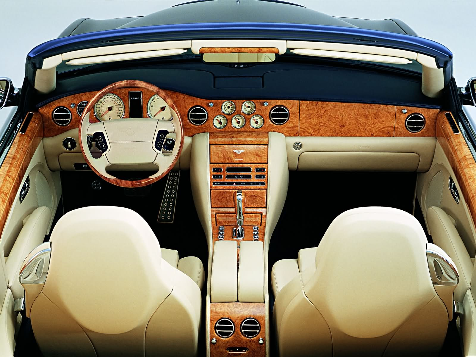 Bentley Arnage Drophead Coupe photo 18547