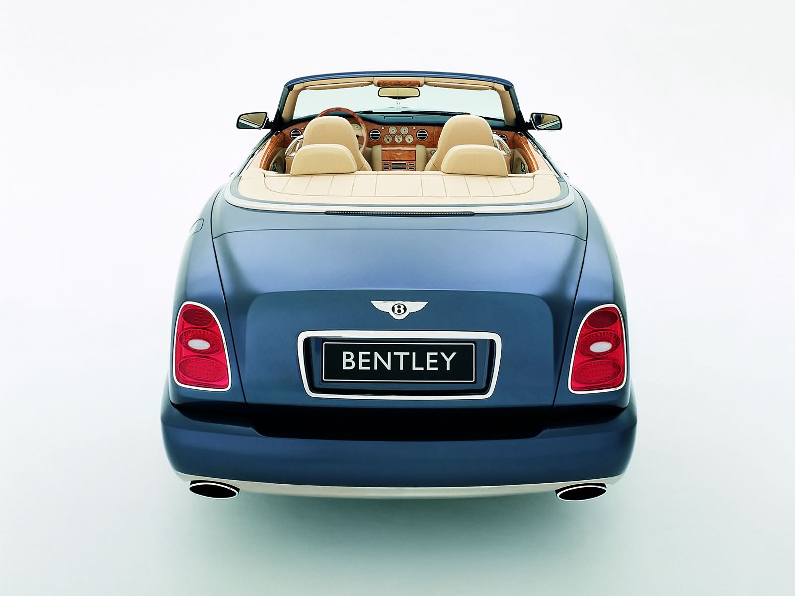 Bentley Arnage Drophead Coupe photo 18559
