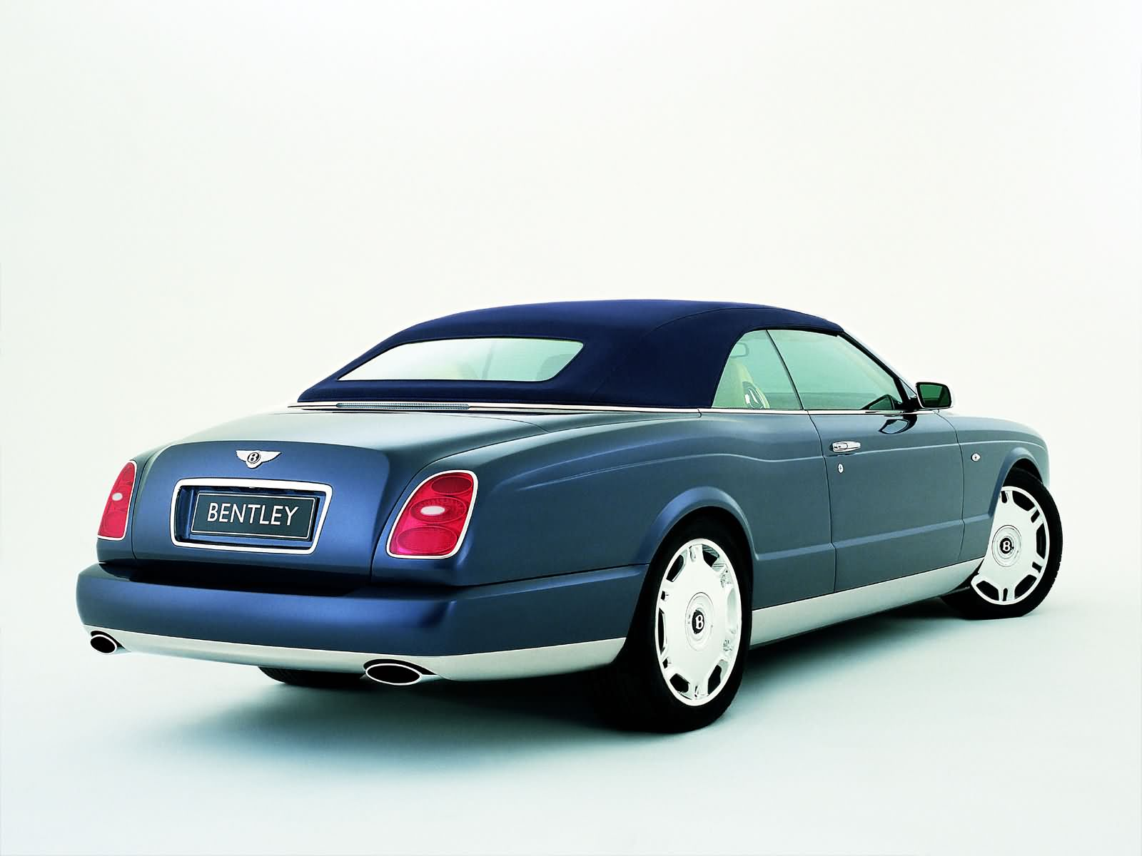 Bentley Arnage Drophead Coupe photo 18561