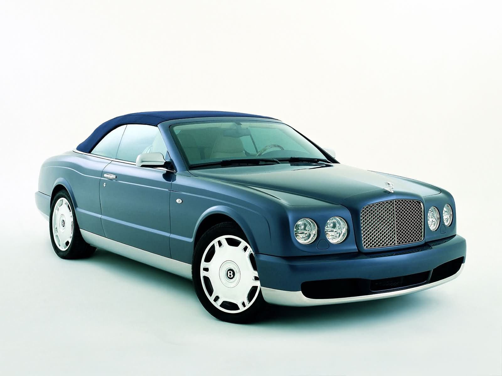 Bentley Arnage Drophead Coupe photo 18563