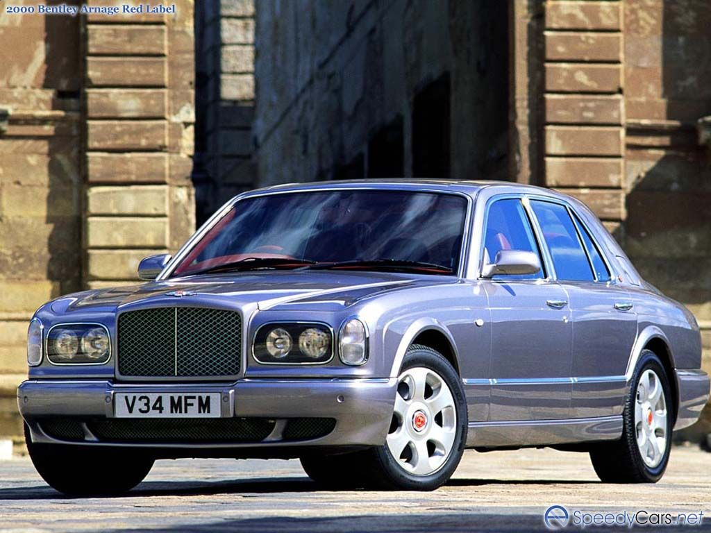 Bentley Arnage RL photo 9815