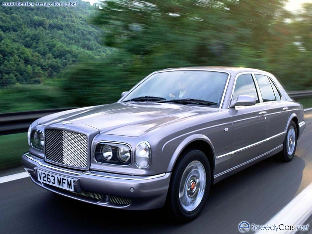 Bentley Arnage RL photo 9818