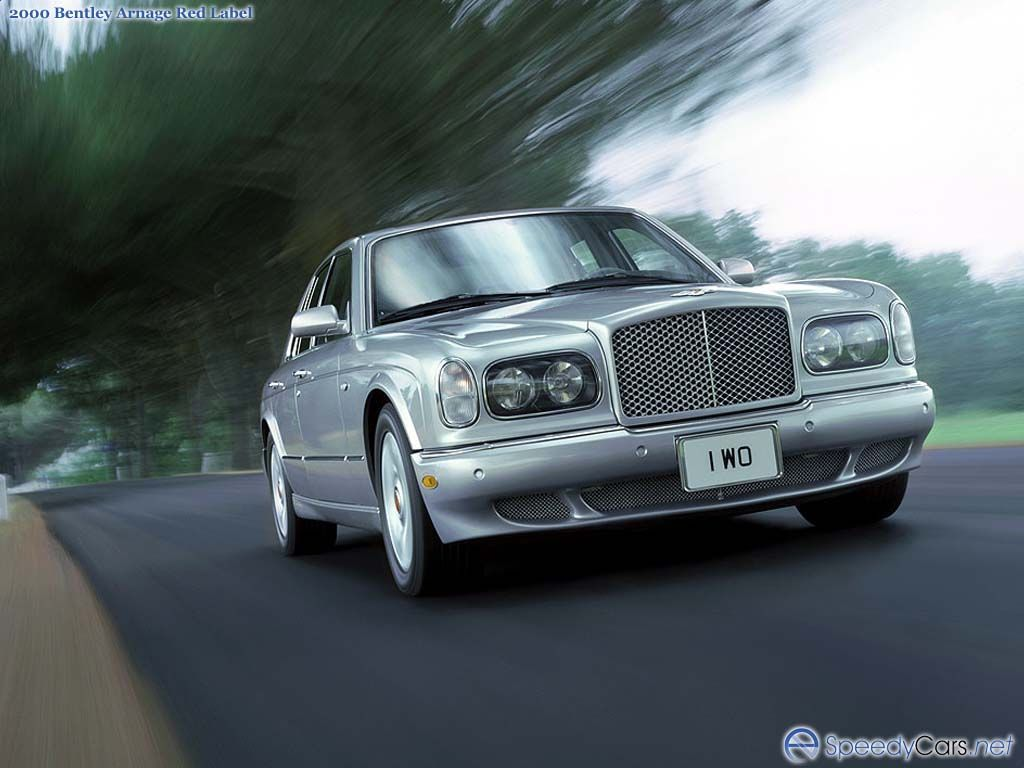Bentley Arnage RL photo 9820