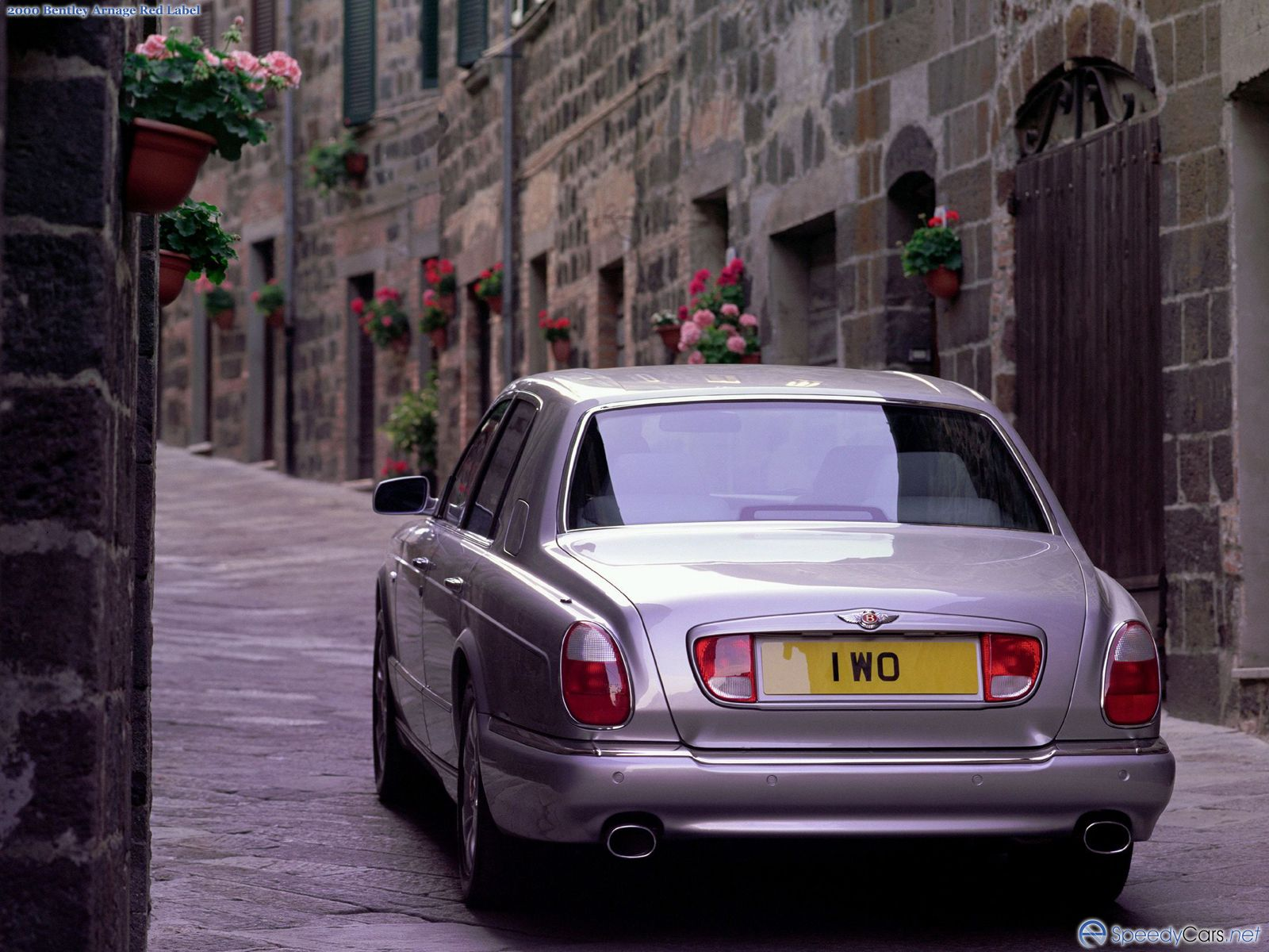 Bentley Arnage RL photo 9821
