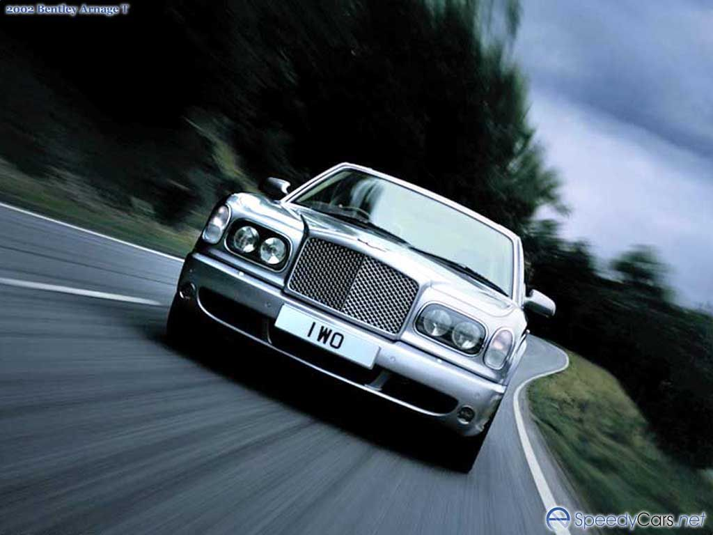 Bentley Arnage T photo 9802