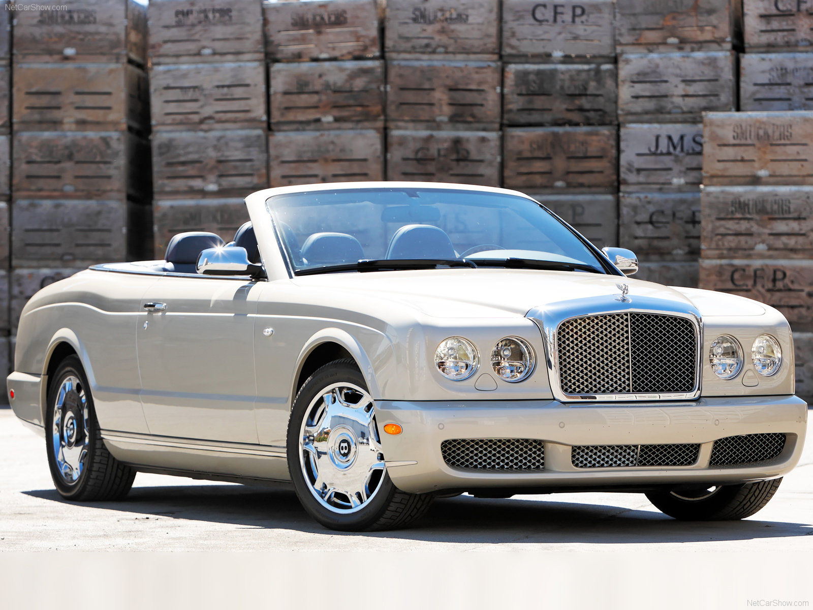 Bentley Azure photo 56400