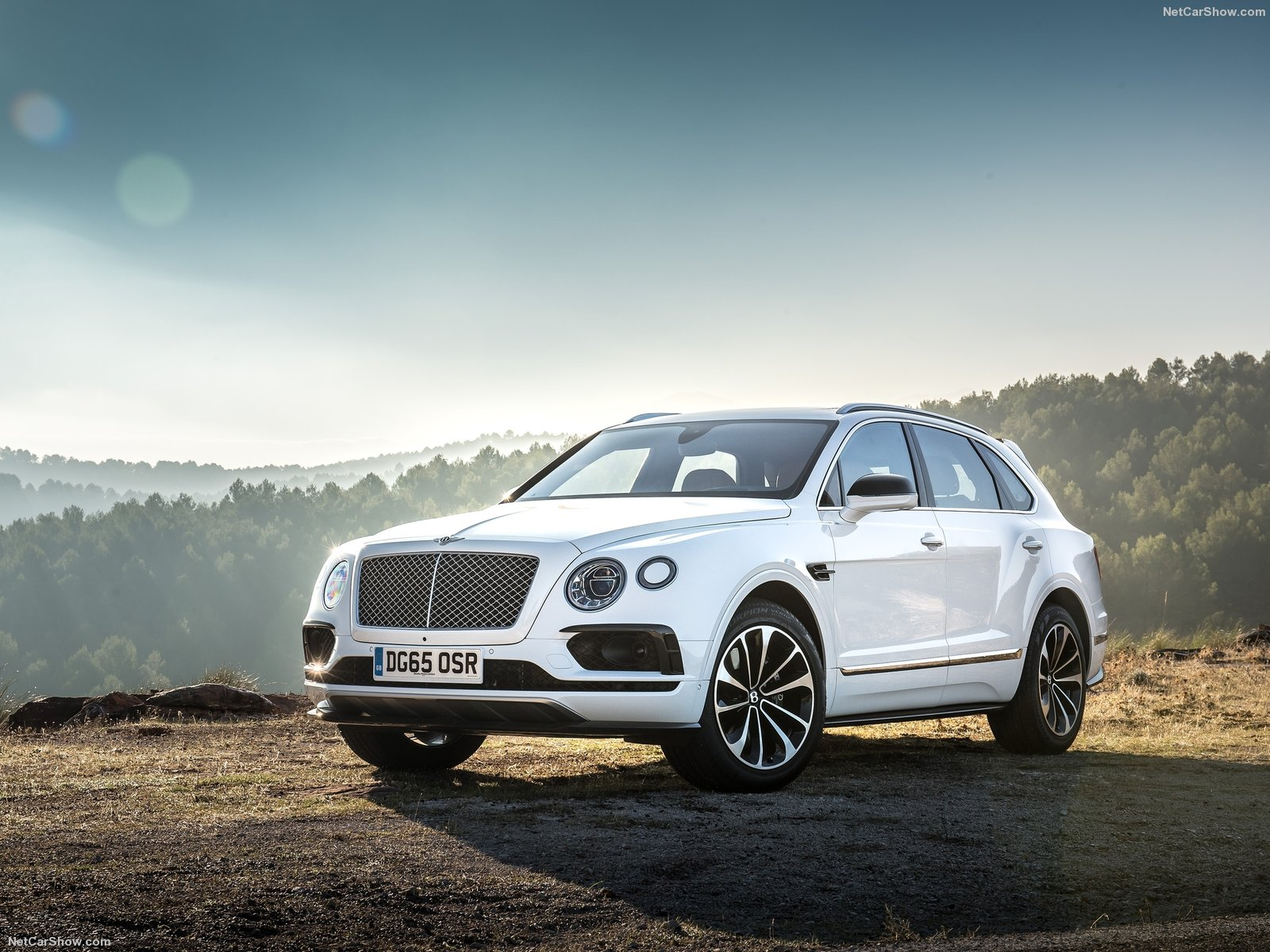 Bentley Bentayga photo 156478