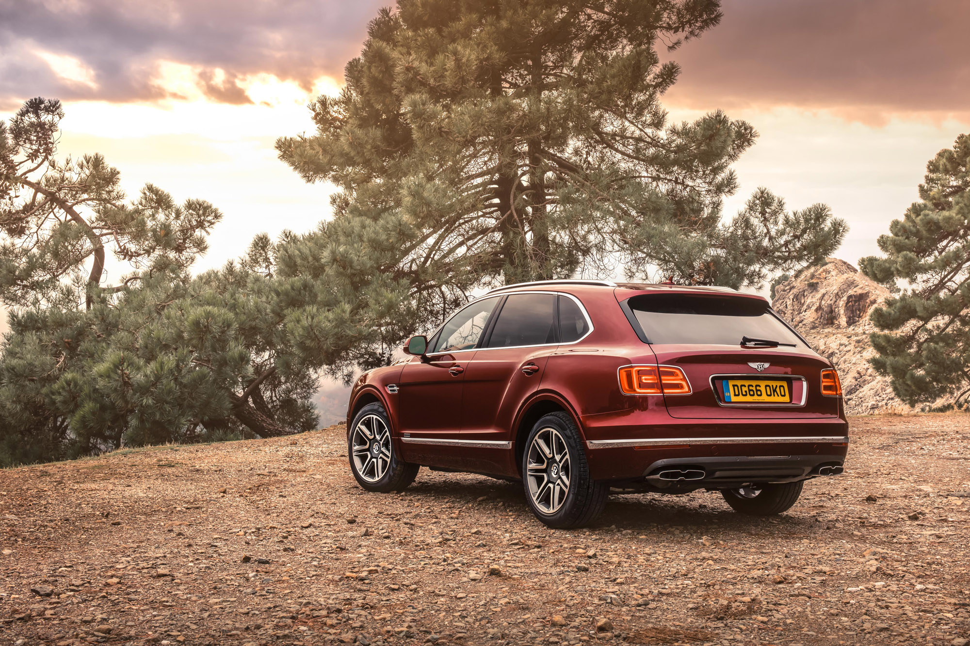 Bentley Bentayga photo 172366