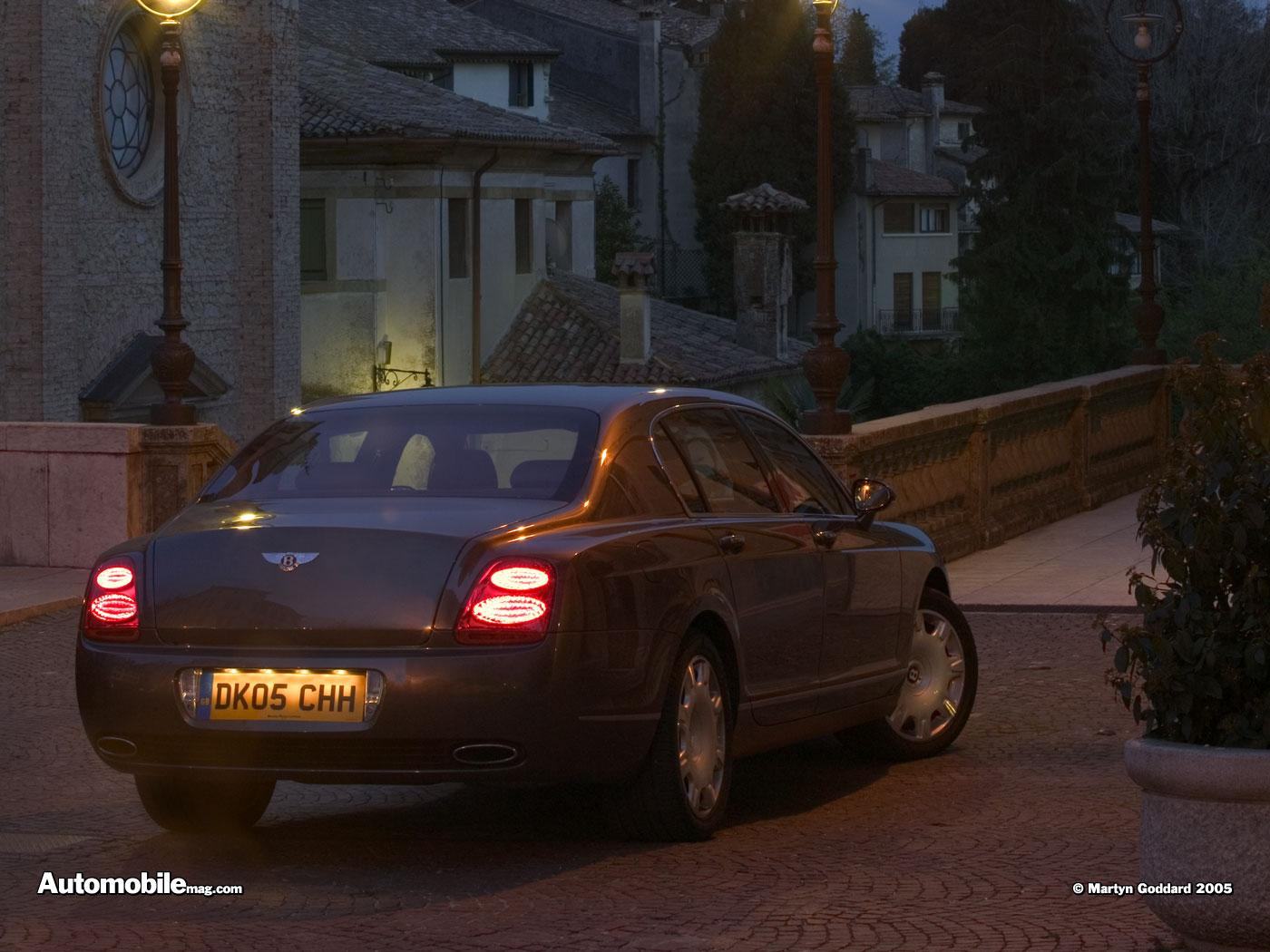 Bentley Continental Flying Spur photo 25106
