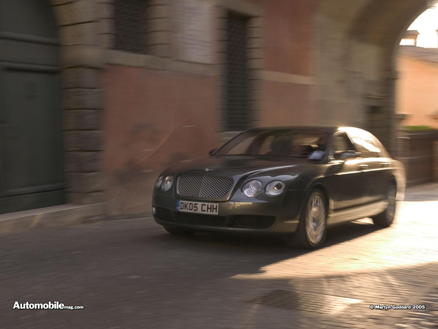 Bentley Continental Flying Spur photo 25108