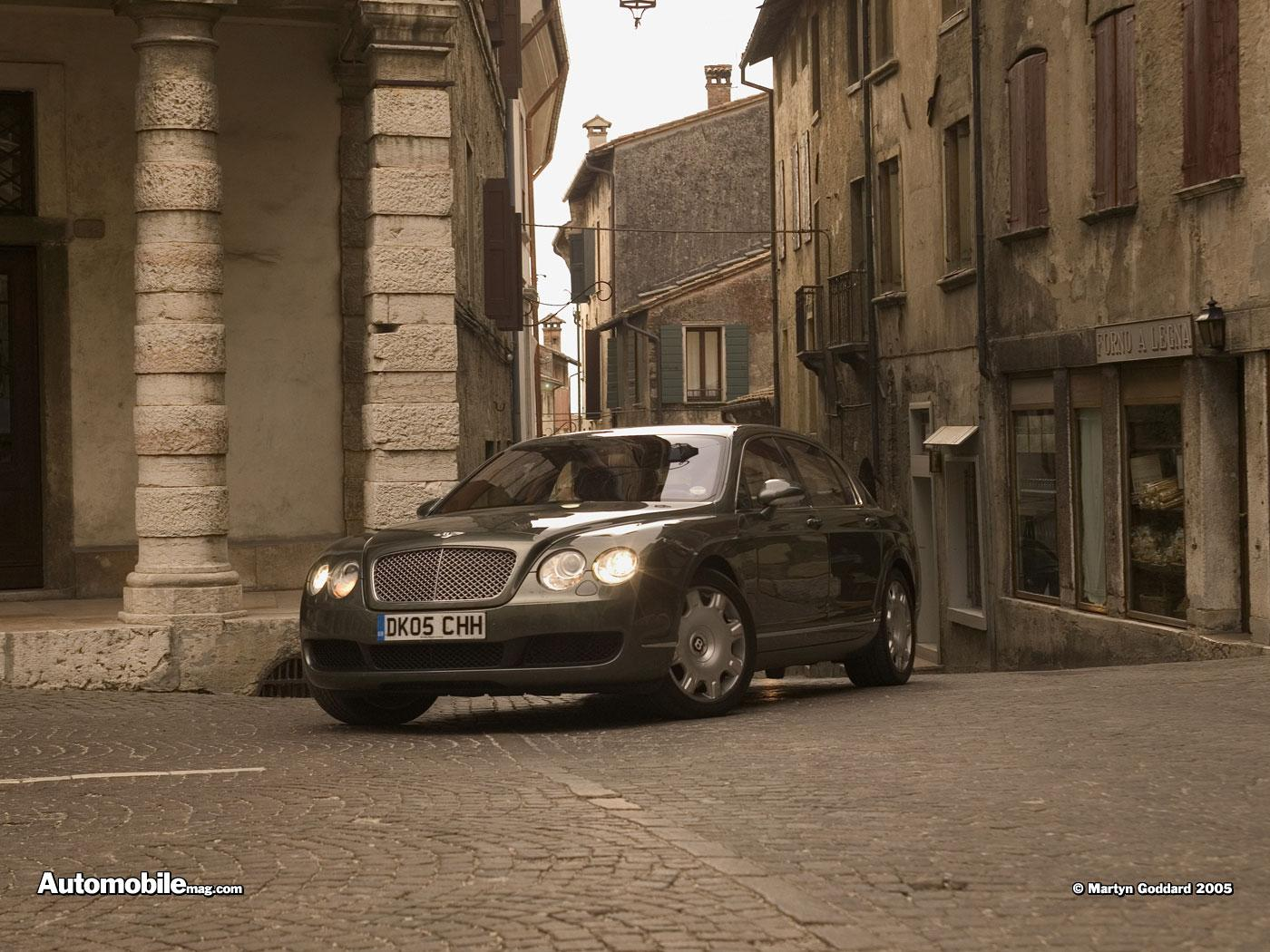 Bentley Continental Flying Spur photo 25110