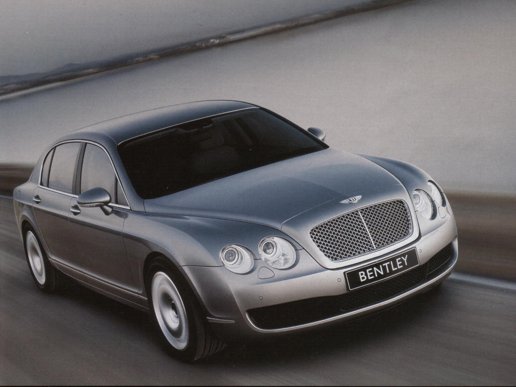Bentley Continental Flying Spur photo 28598