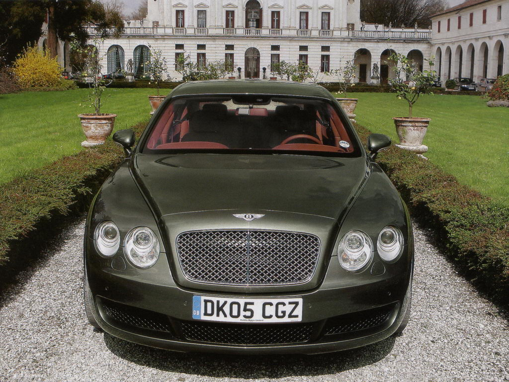Bentley Continental Flying Spur photo 28600