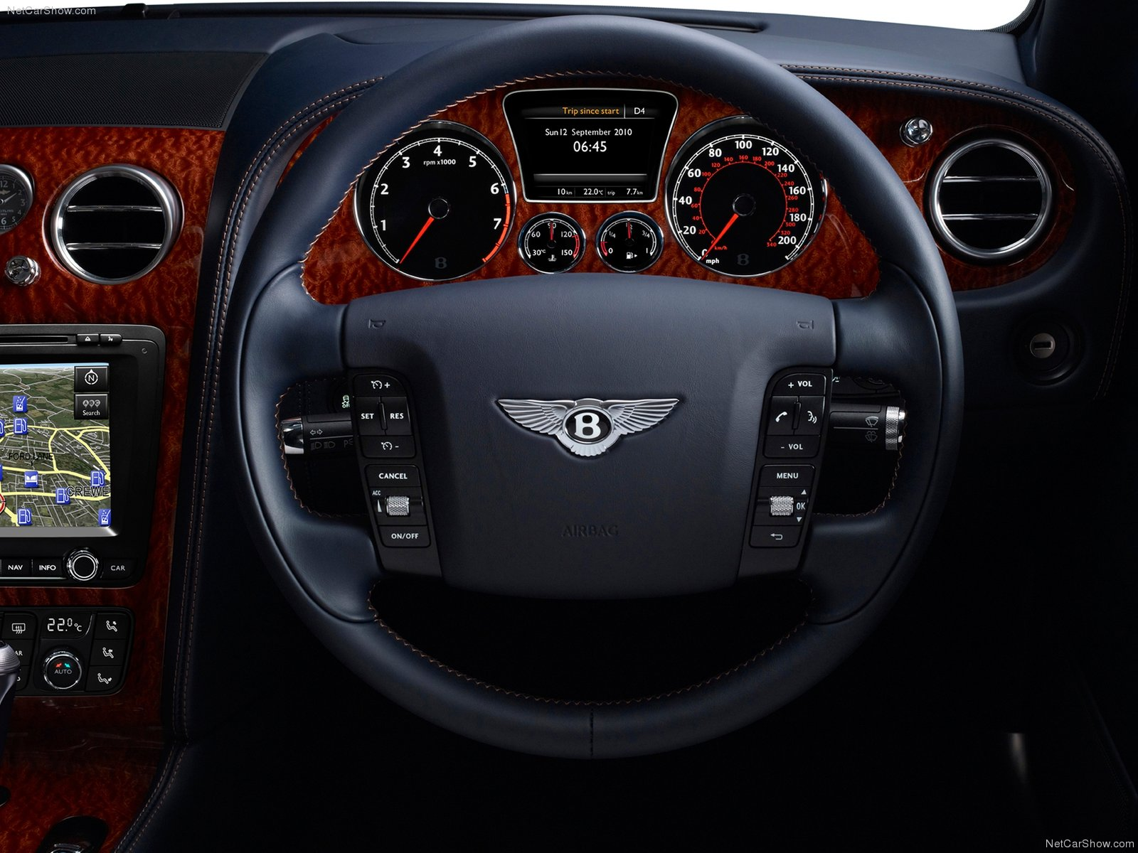 Bentley Continental Flying Spur Series 51 photo 76901