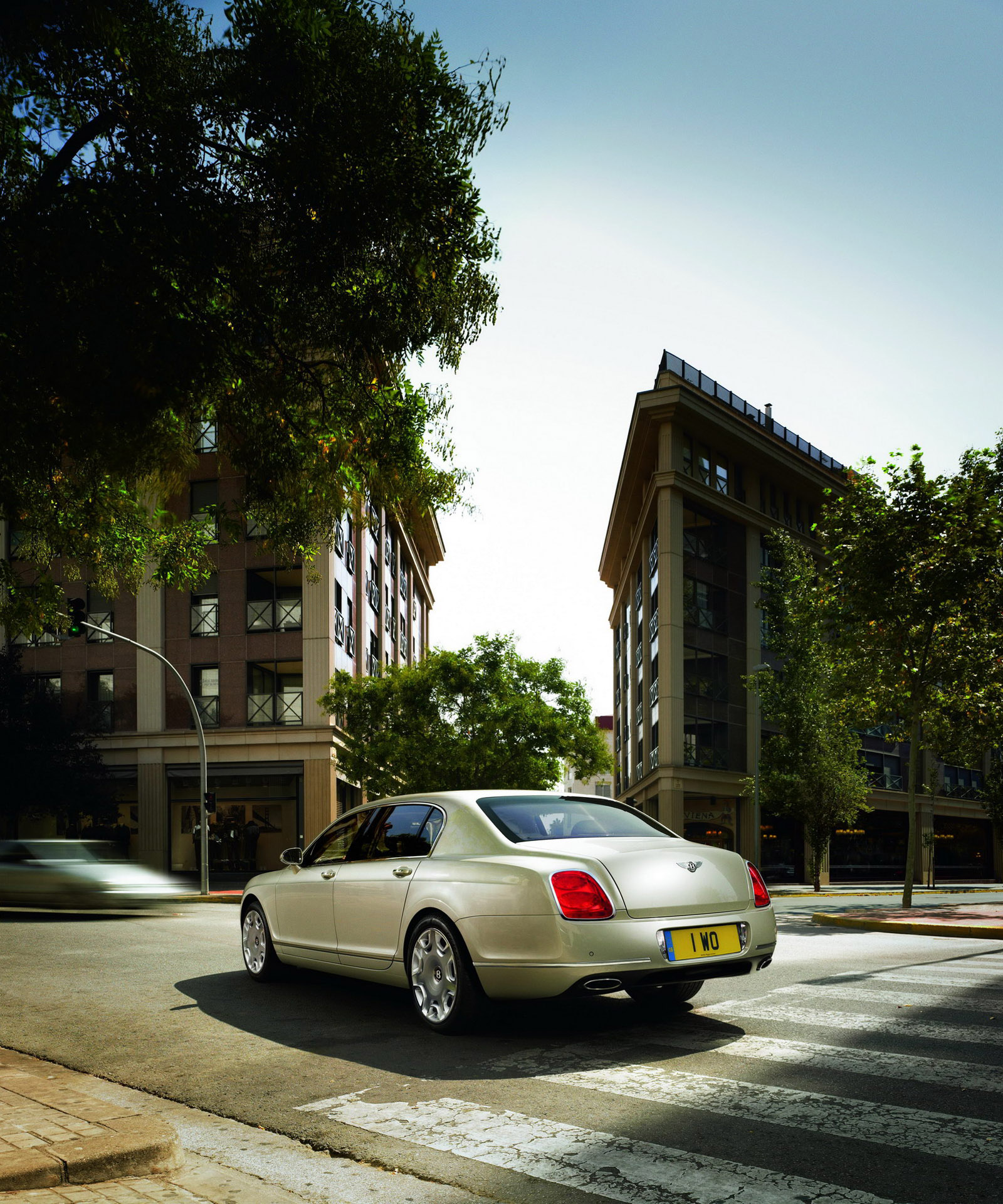 Bentley Continental Flying Spur Speed photo 55574