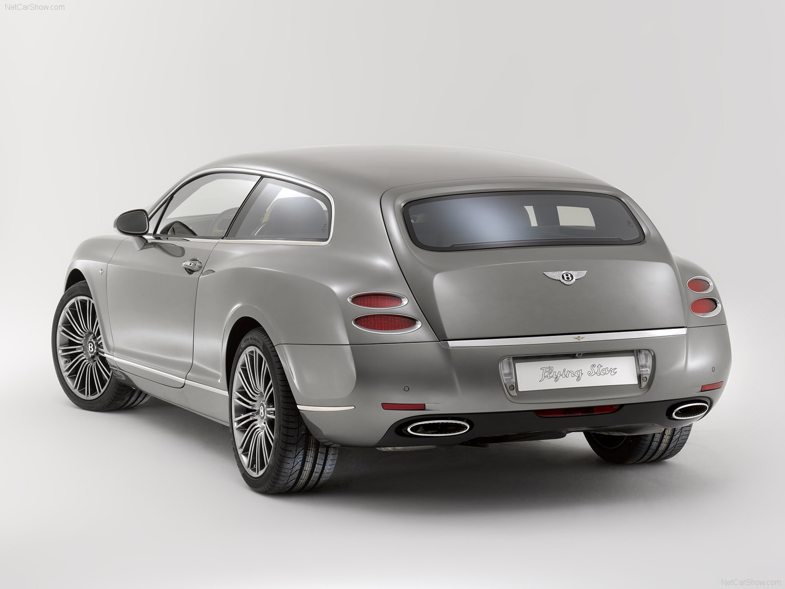 Bentley Continental Flying Star photo 72659
