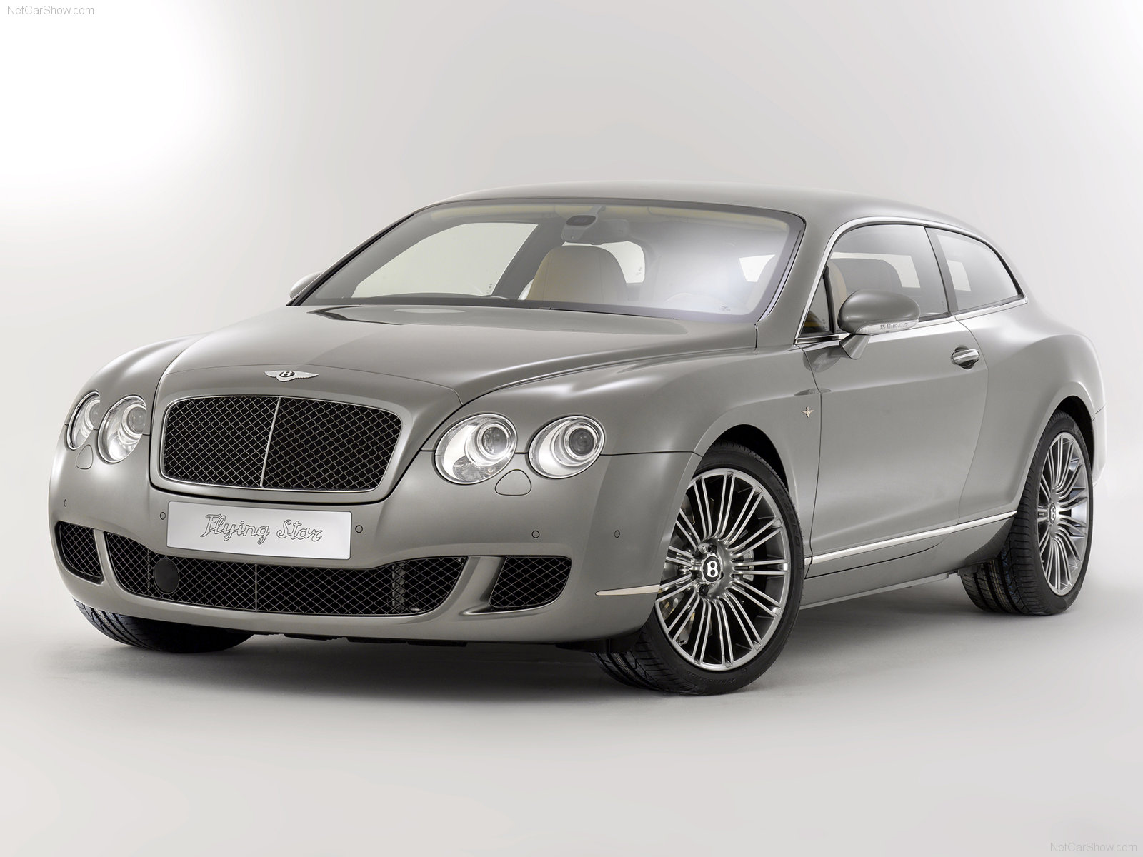 Bentley Continental Flying Star photo 72664