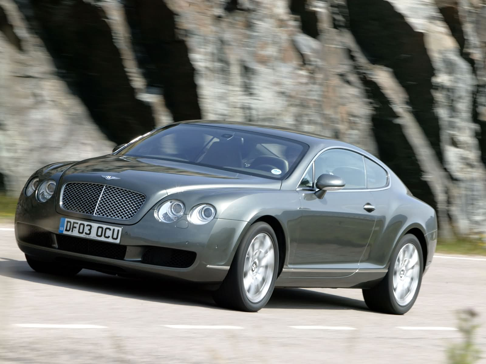 Bentley Continental GT photo 19072