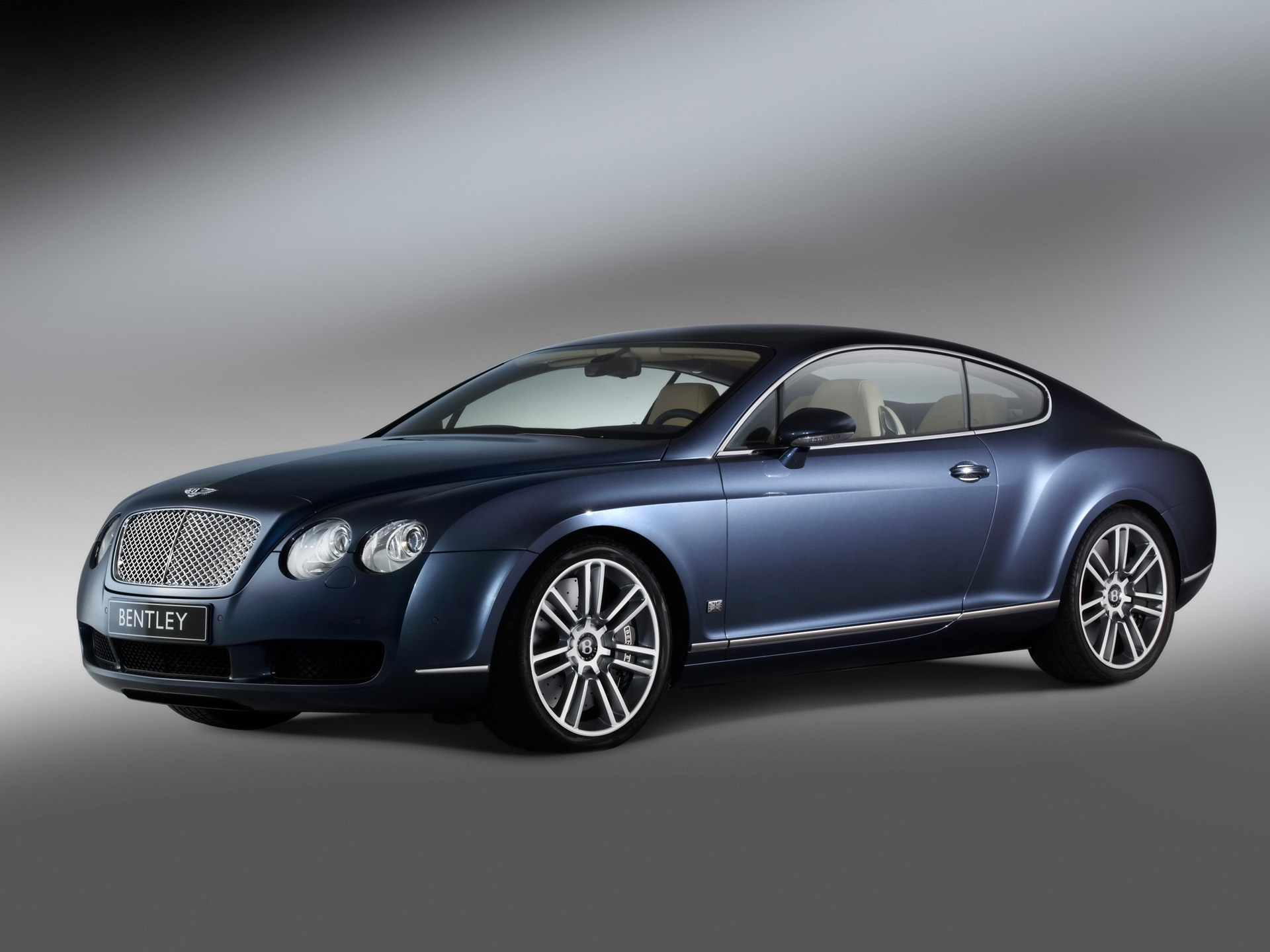 Bentley Continental GT photo 34831