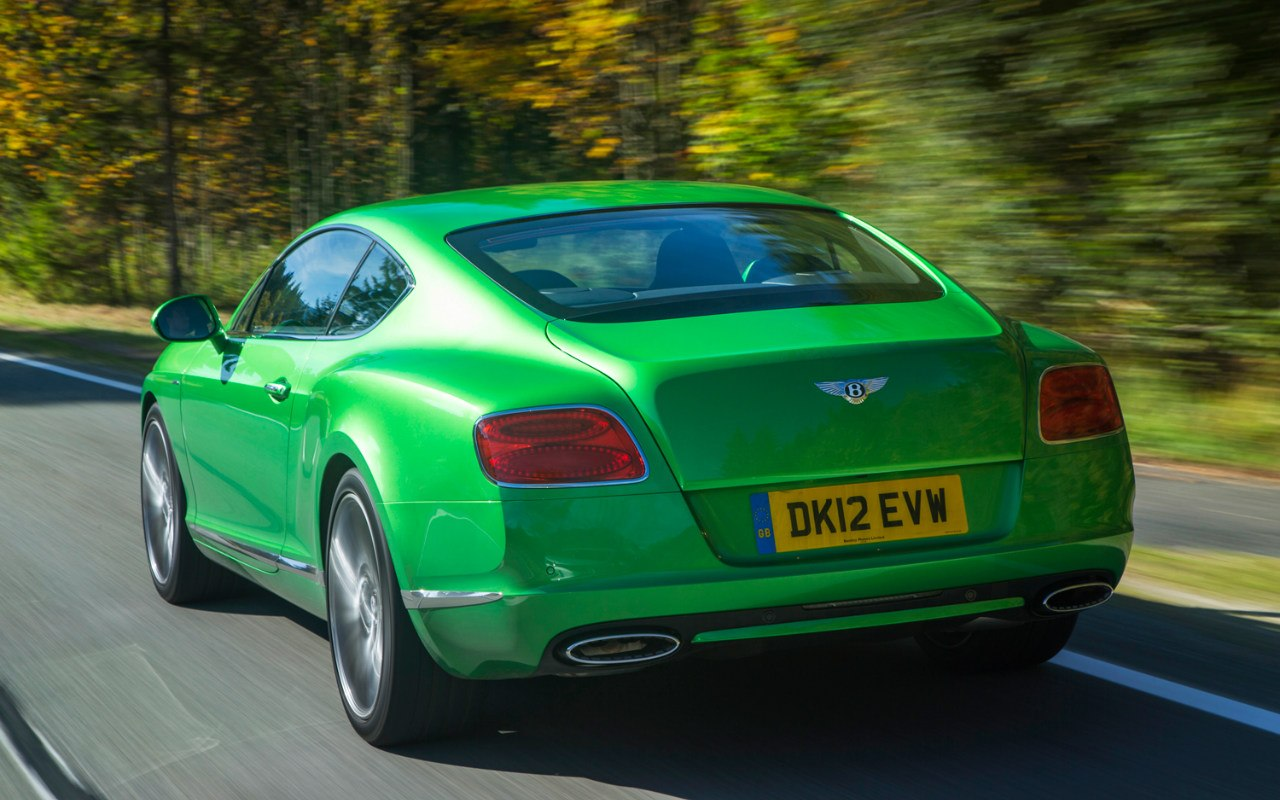Bentley Continental GT Speed photo 117563