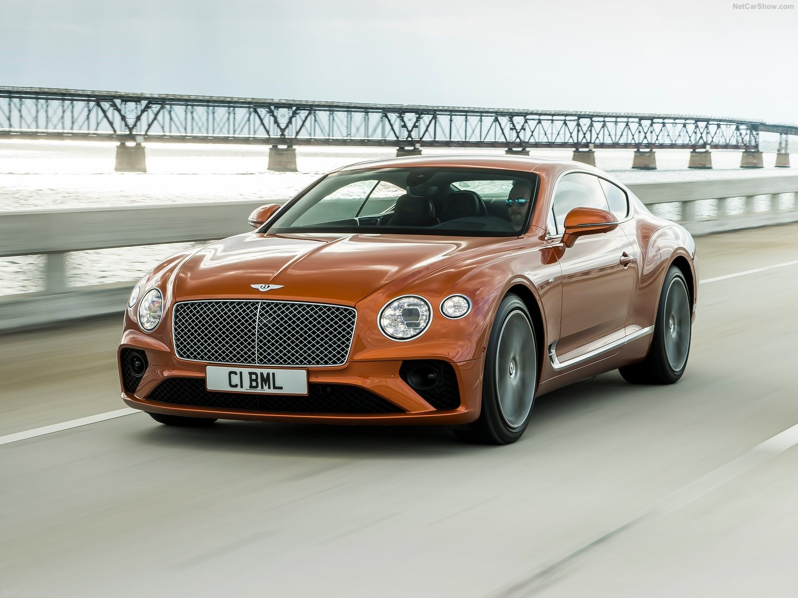 Bentley Continental GT V8 photo 194258