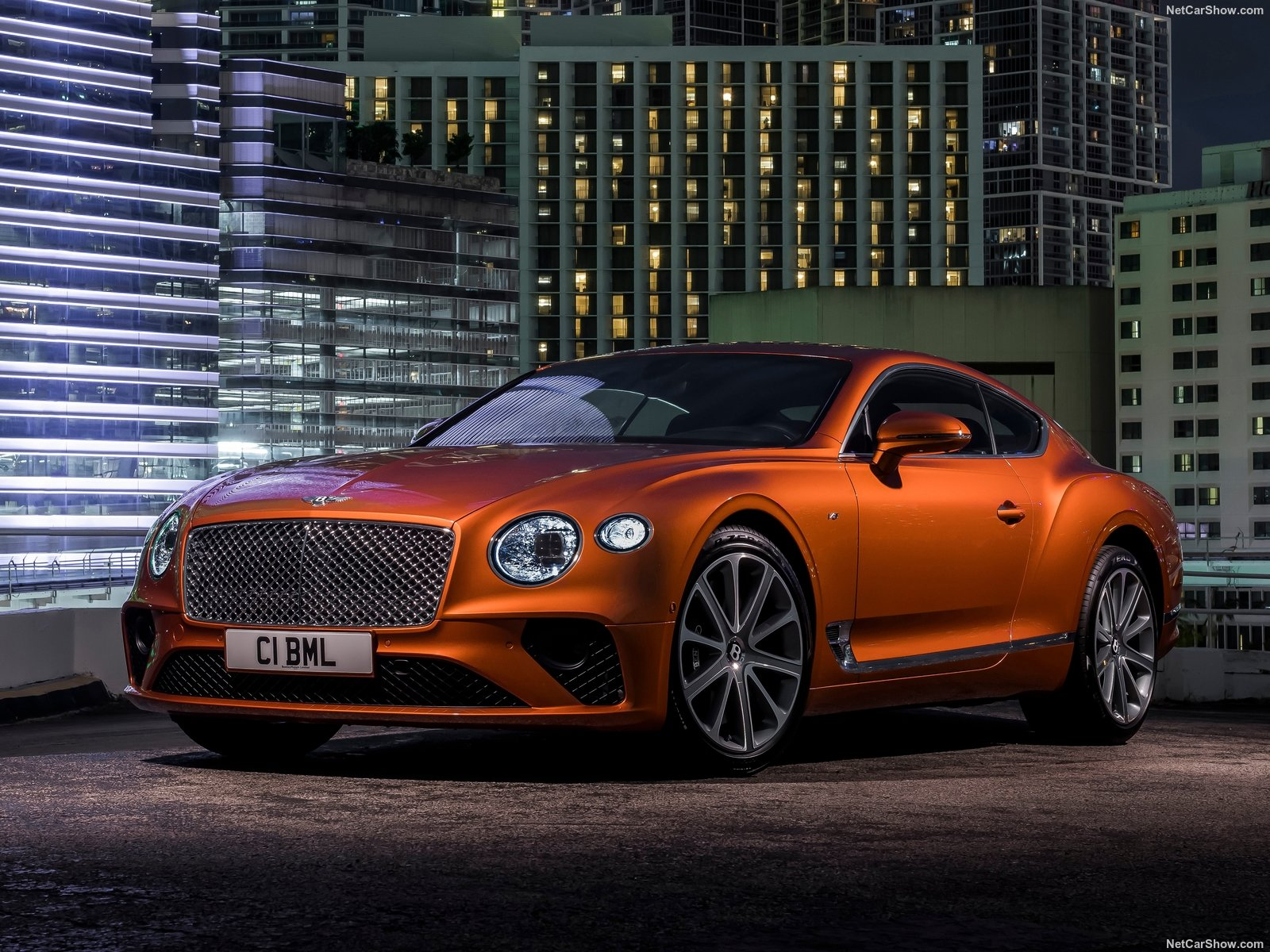 Bentley Continental GT V8 photo 194260