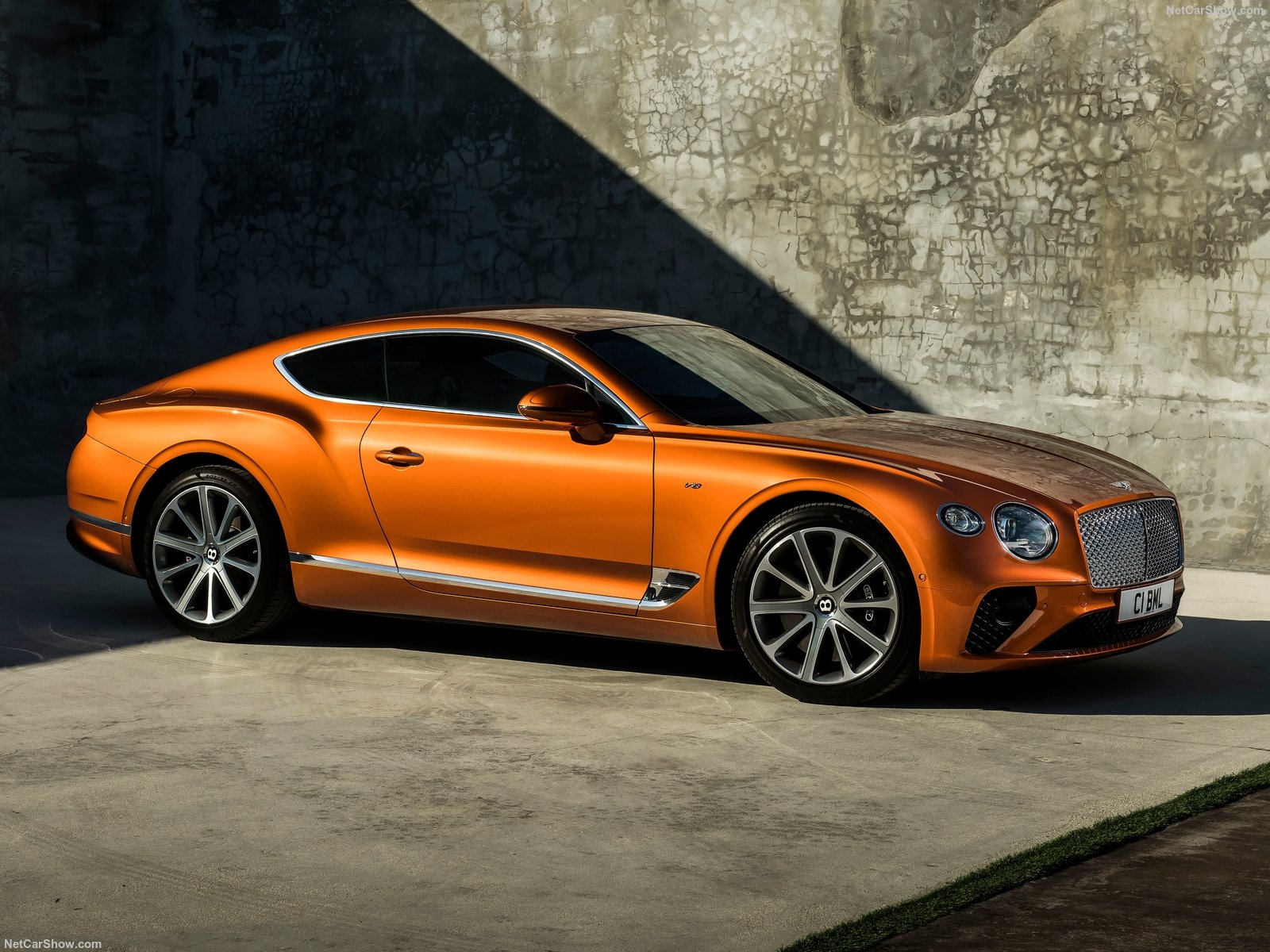Bentley Continental GT V8 photo 194262