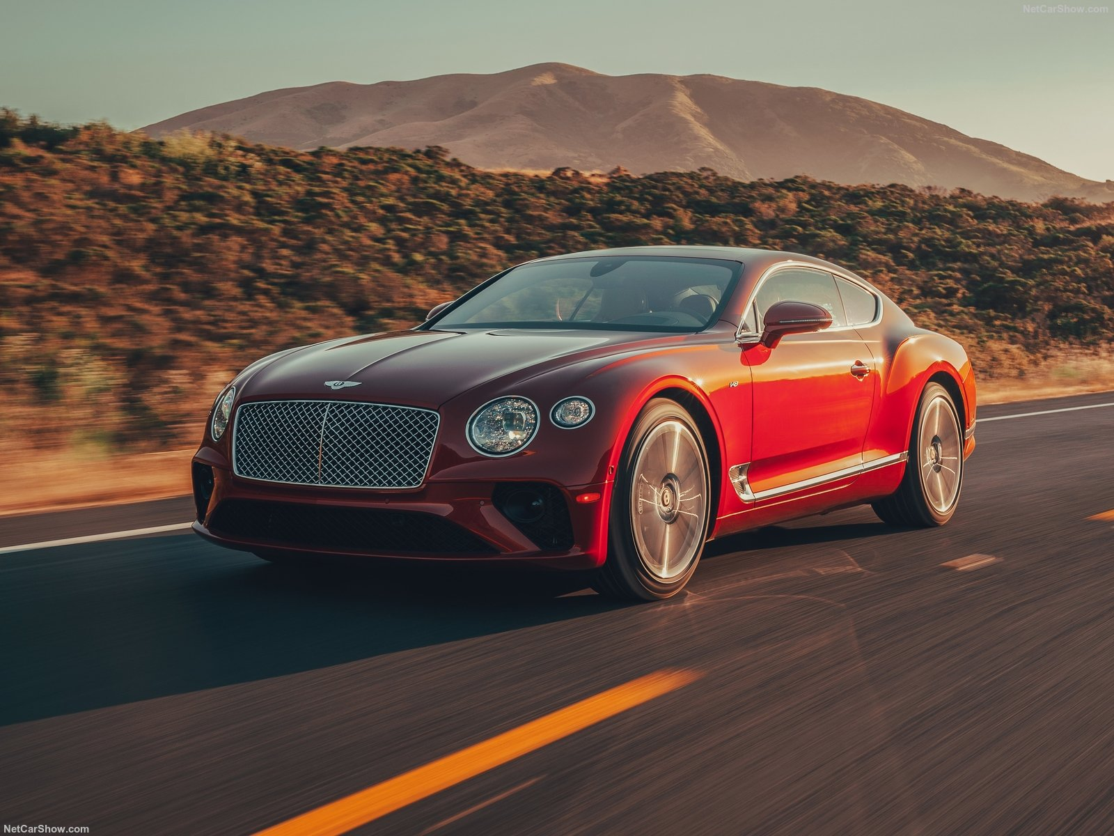 Bentley Continental GT V8 photo 195677