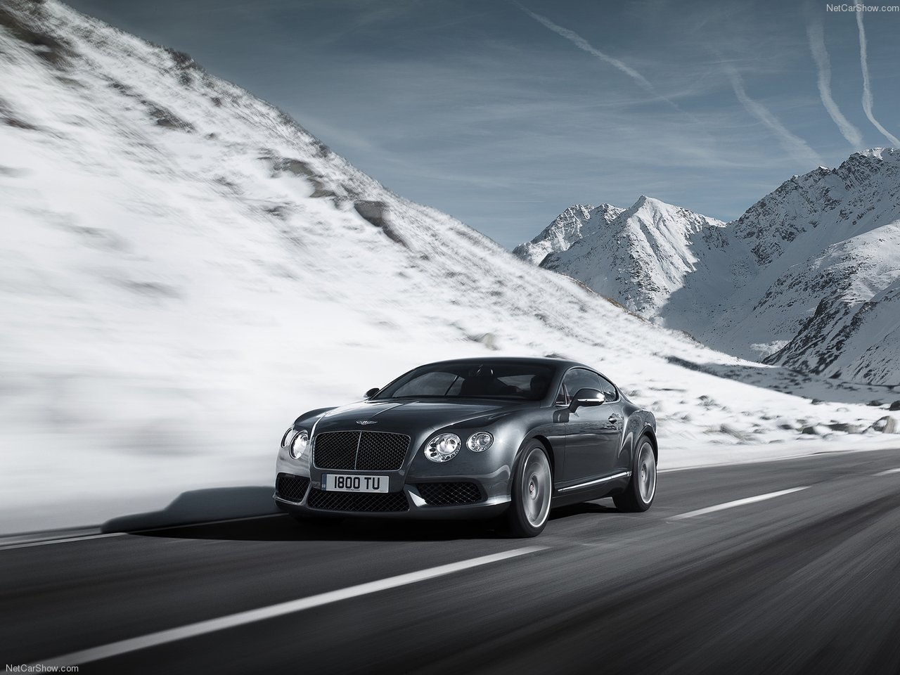 Bentley Continental GT V8 photo 87529