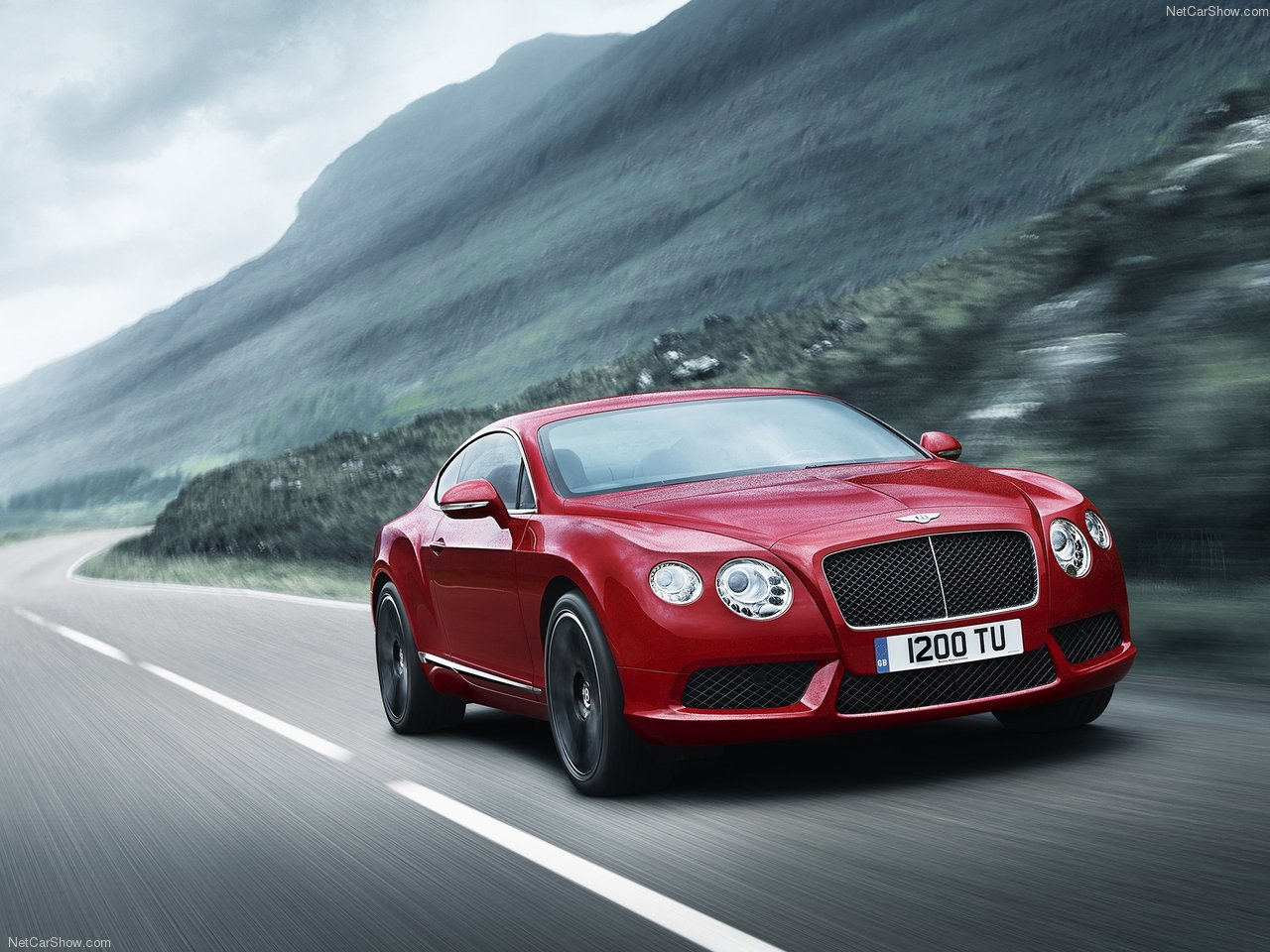 Bentley Continental GT V8 photo 87530