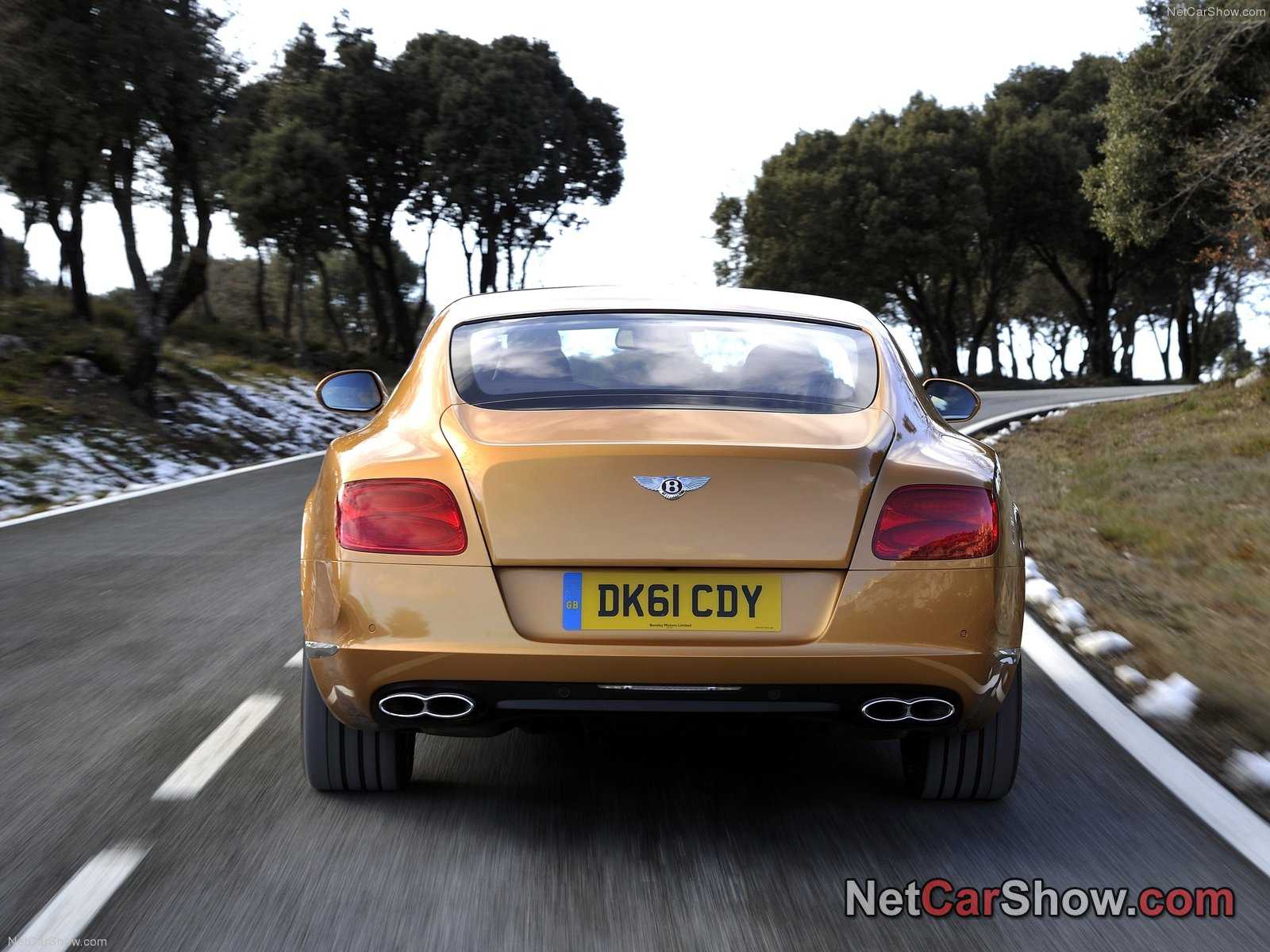 Bentley Continental GT V8 photo 89857