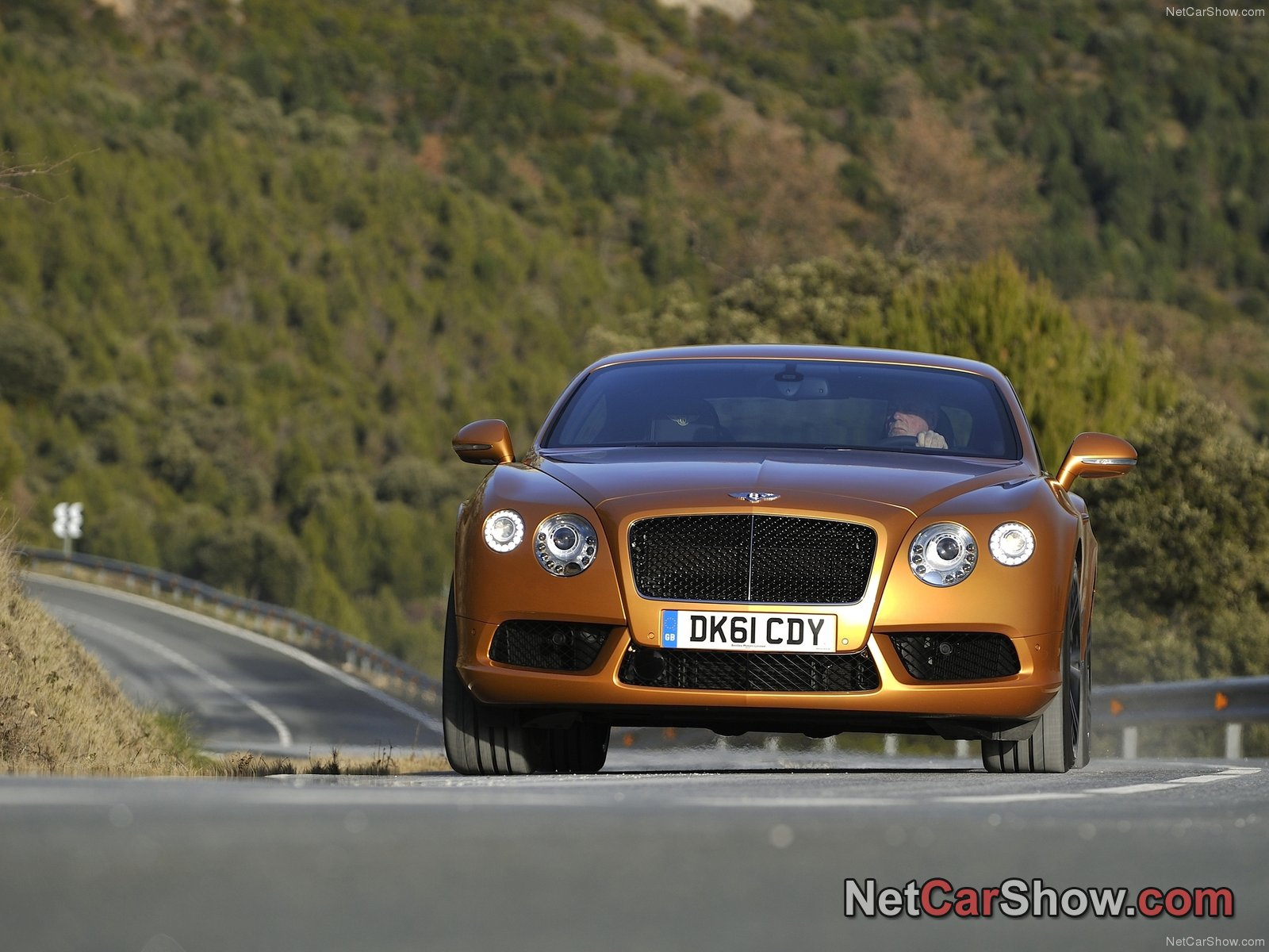 Bentley Continental GT V8 photo 89859