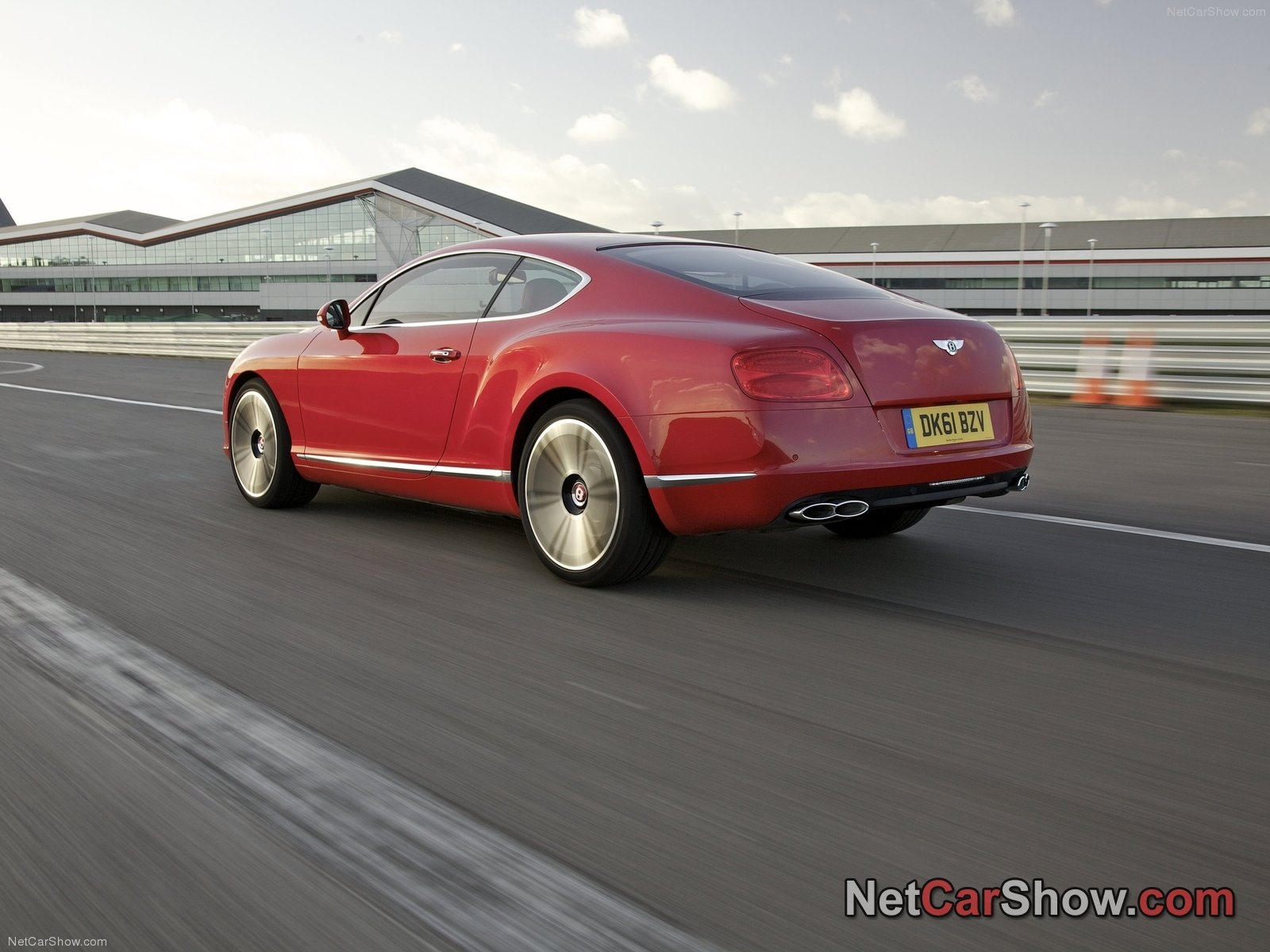 Bentley Continental GT V8 photo 89861
