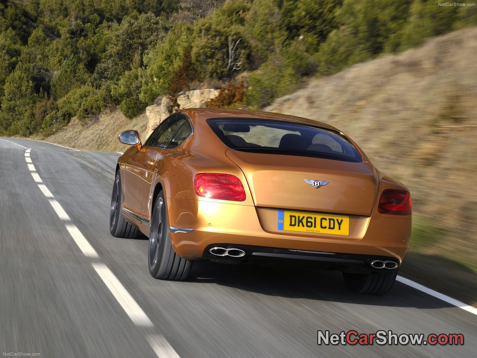 Bentley Continental GT V8 photo 89863