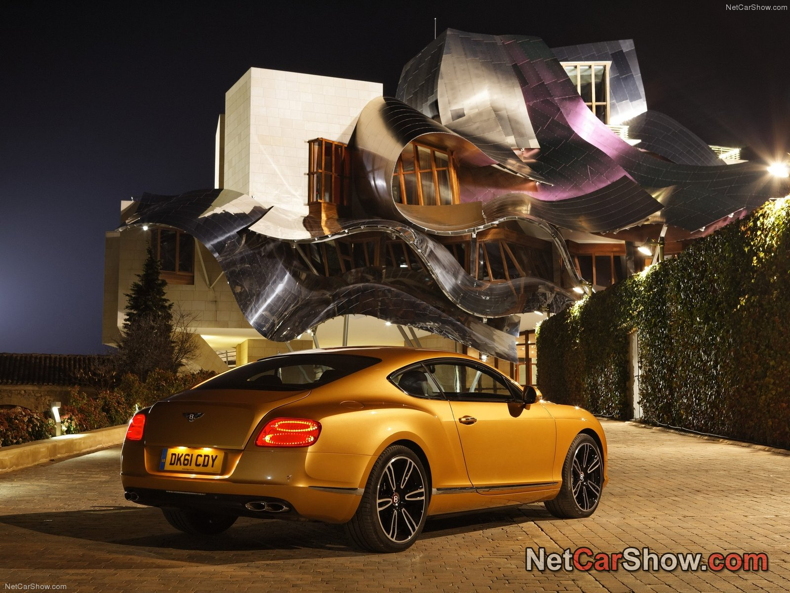 Bentley Continental GT V8 photo 89865