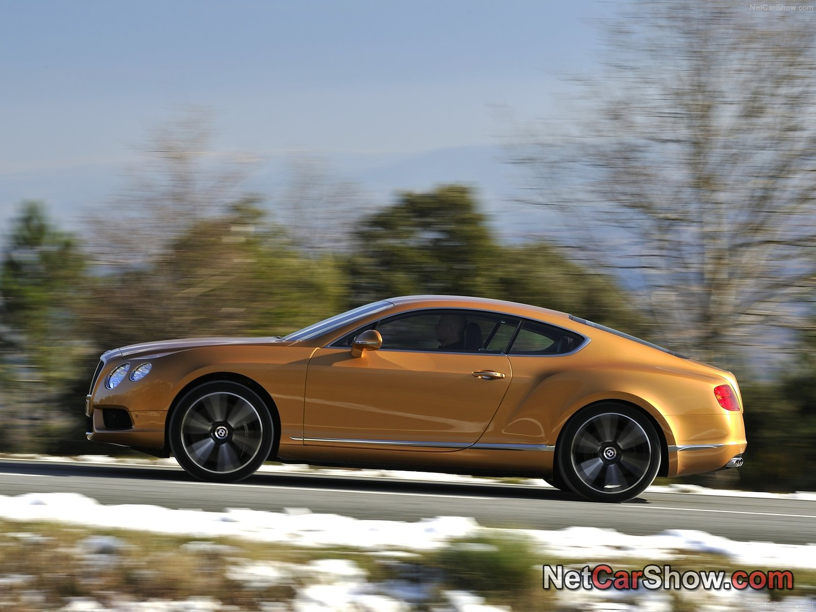 Bentley Continental GT V8 photo 89869